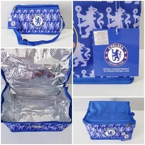 Official Chelsea FC Insulated Cooler Lunch Bag